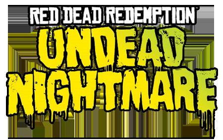Logo Red Dead Redemption Undead Nightmare