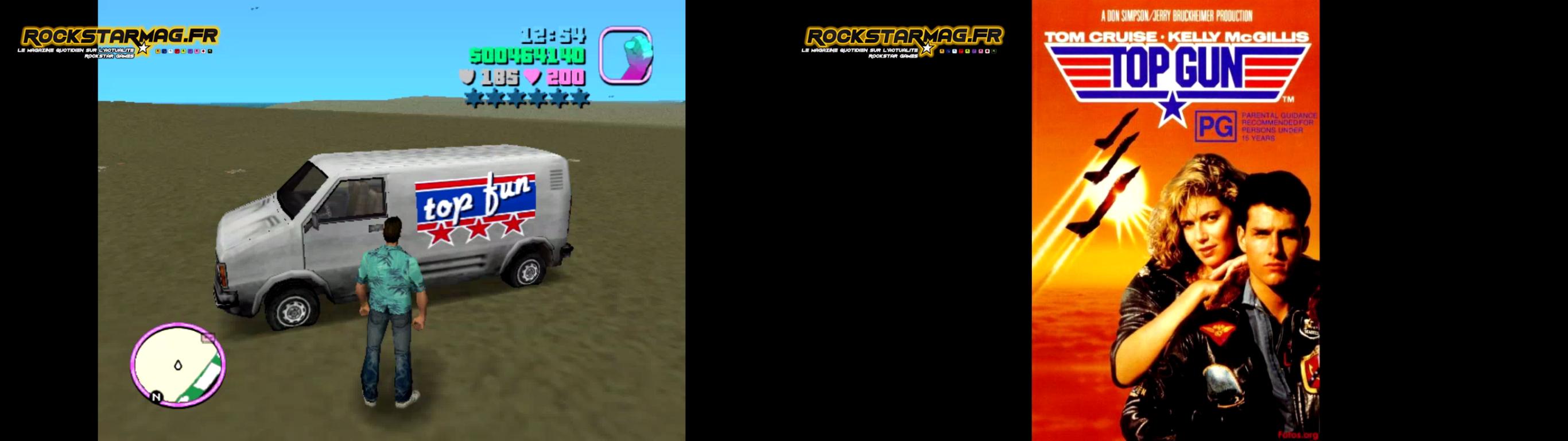 Easter Eggs GTA Vice City 12